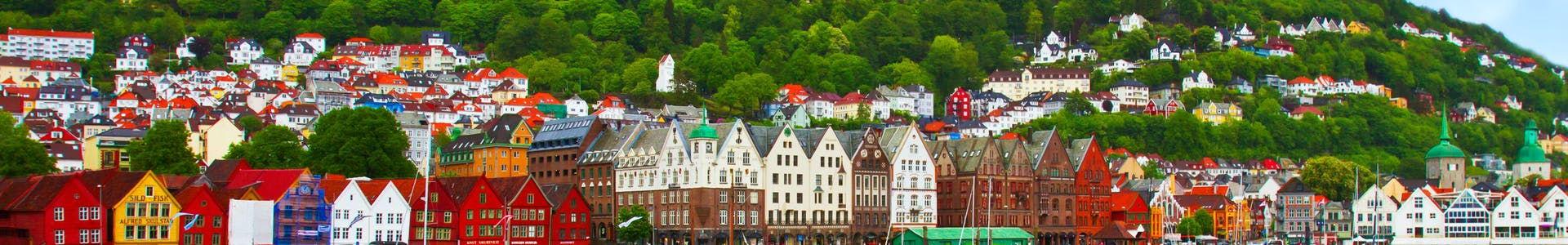Studying in Bergen, Norway